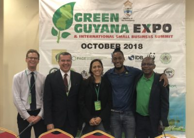 Johan Rogers-Green Guyana Expo